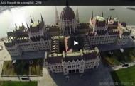Budapest - aerial views 2014