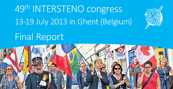 Ghent 2013 Final Report