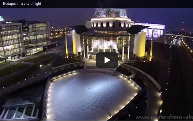 Budapest - a city of light