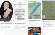 Congresses Reports in Digital Format