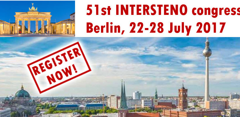 51st Intersteno Congress - Berlin 2017