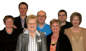 2013 Ghent Organization committee