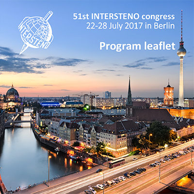 51st Intersteno Congress Program Leaflet