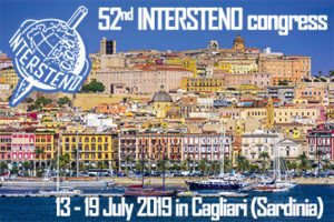 Intersteno 52nd Congress 2019