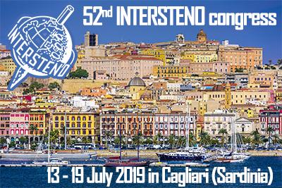 Intersteno 52nd Congress 2019