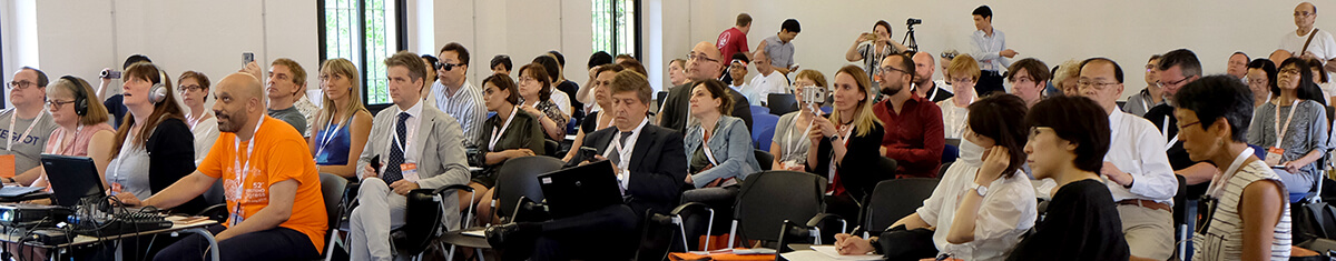Reports of the IPRS Sessions and General Conferences in Cagliari