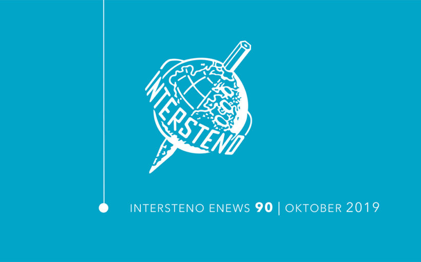 E-News 90 - October 2019