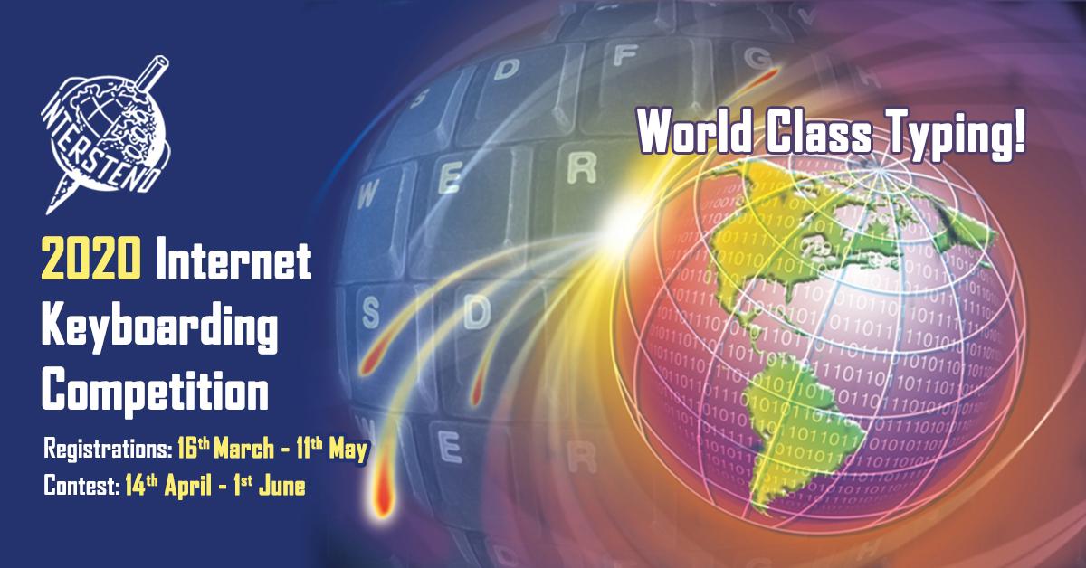 Intersteno Internet Contest 2020