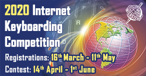 Intersteno Internet Contest 2020