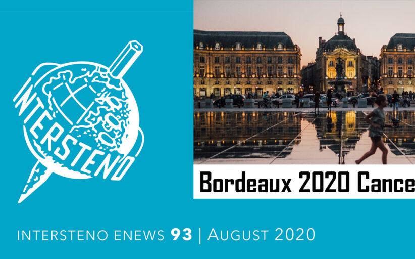 E-News 93 - August 2020