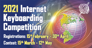 Intersteno Internet Contest 2021
